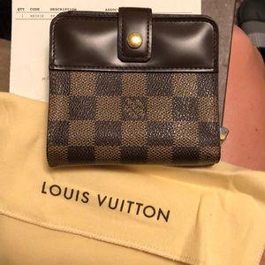 ed115bfae17b Women s Louis Vuitton Josephine Wallet on Poshmark